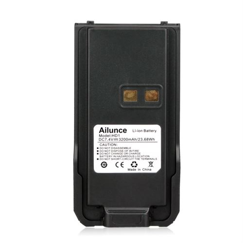 Original Li-ion Battery Pack for Ailunce HD1