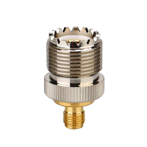 SMA Female to SL16/UHF Female Antenna Connector