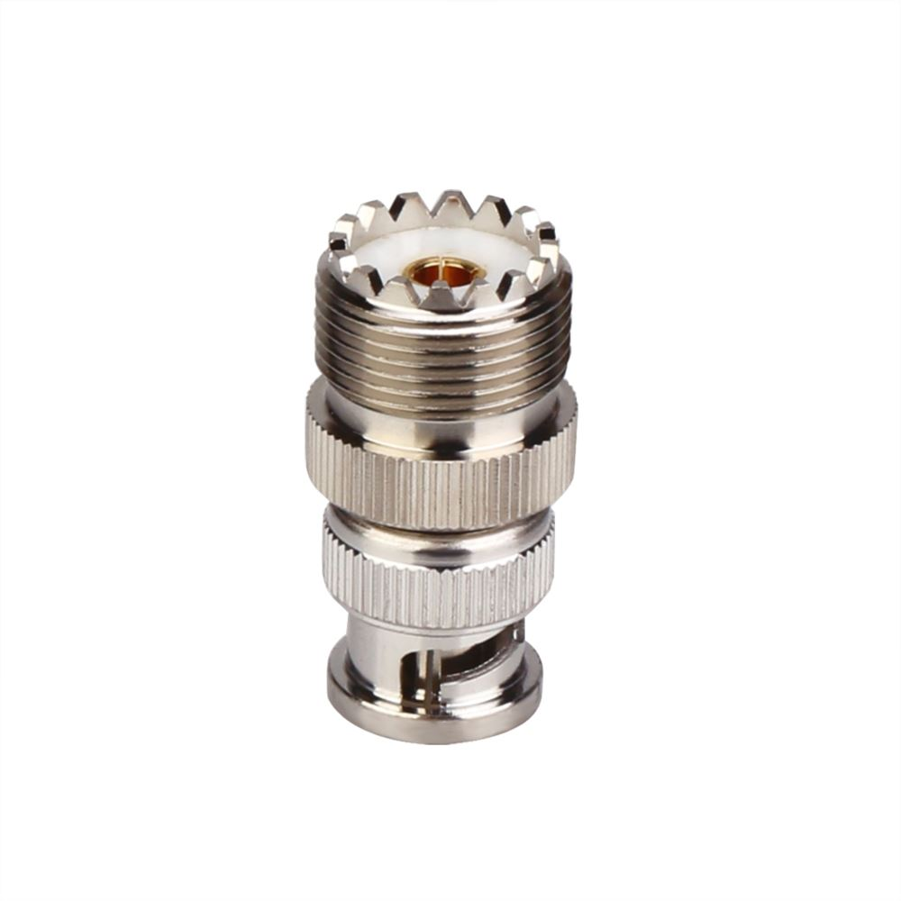 UHF Female to BNC Male Adapter