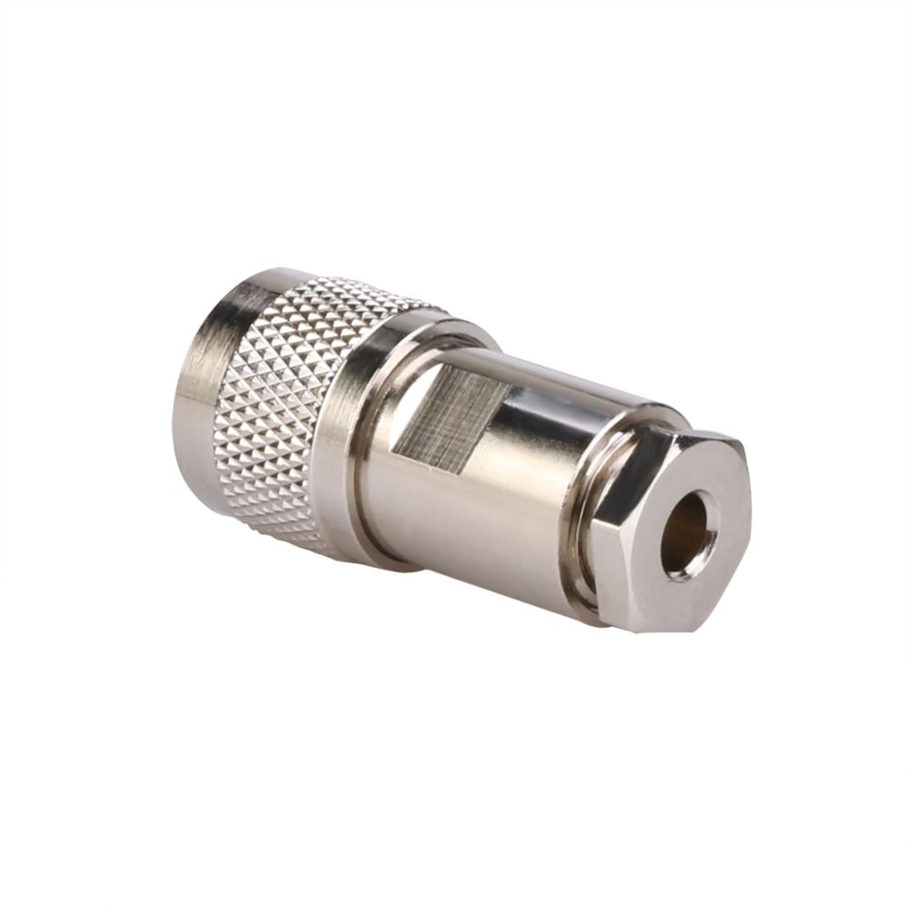 UHF male Assembly Connector for SYV-50-5/5D-FB Coaxial Cable