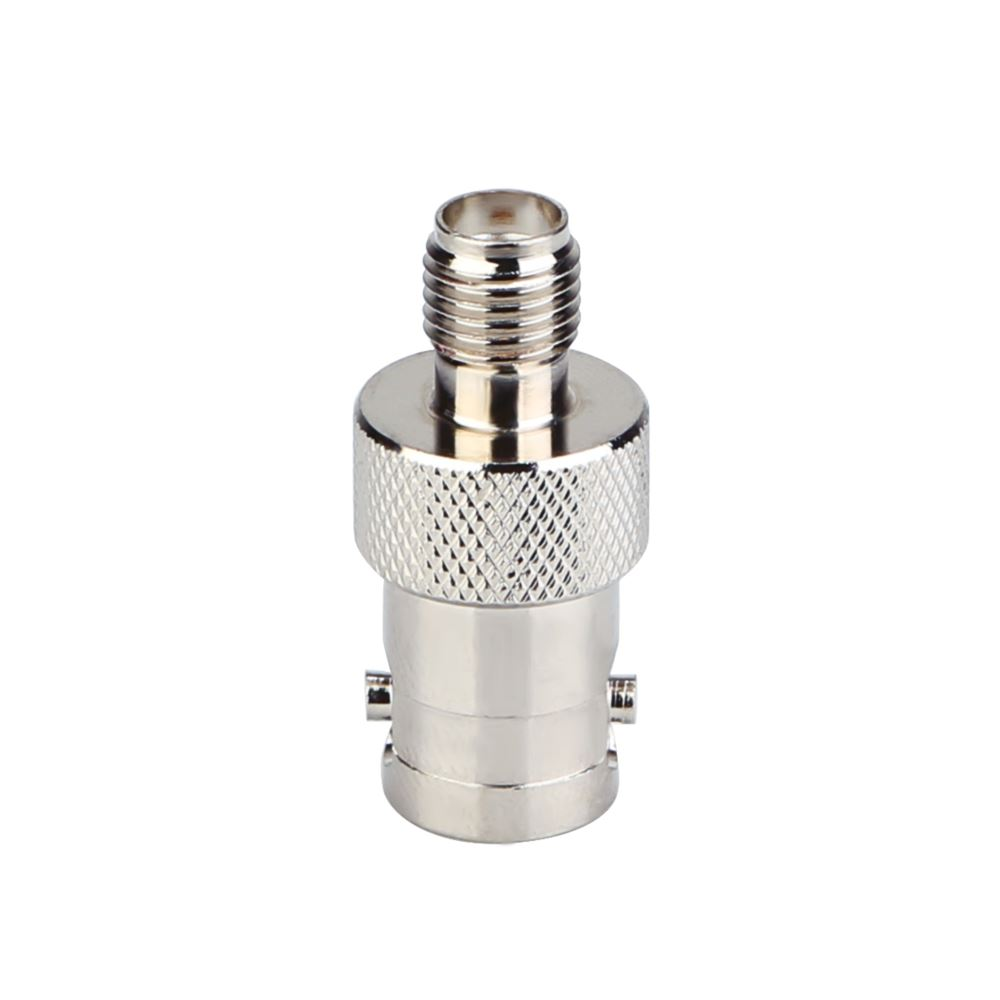 BNC Female to SMA Female Adapter