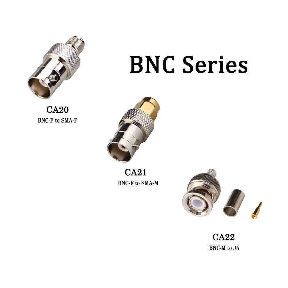 3pcs BNC Antenna Adapter