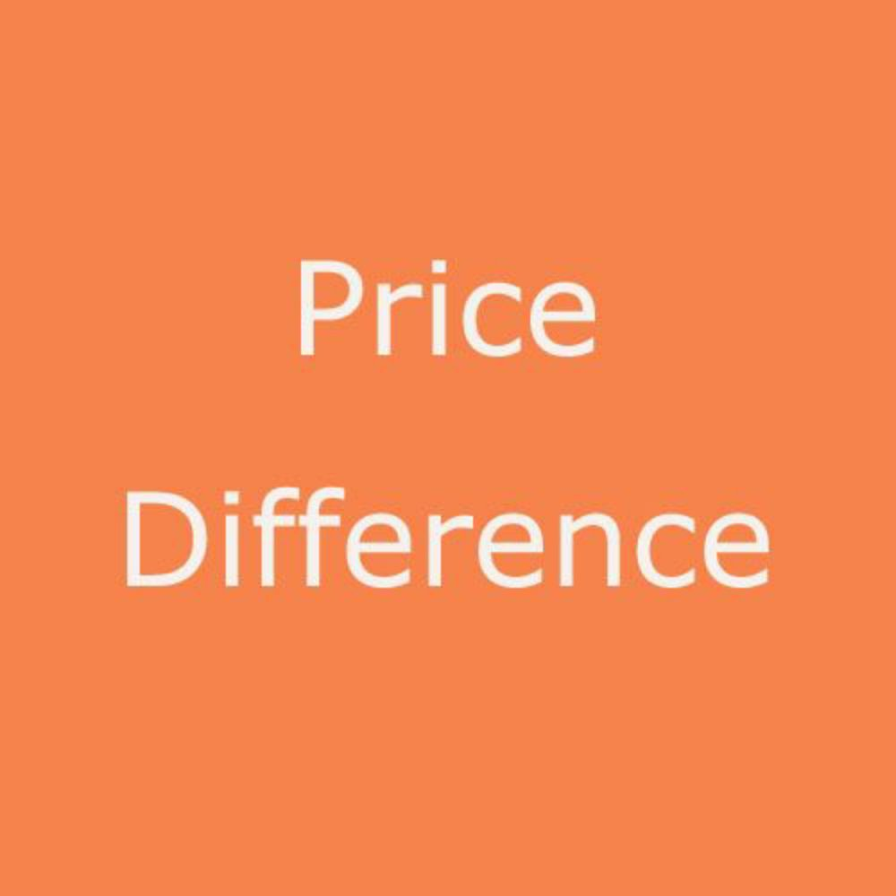 Price Difference Link