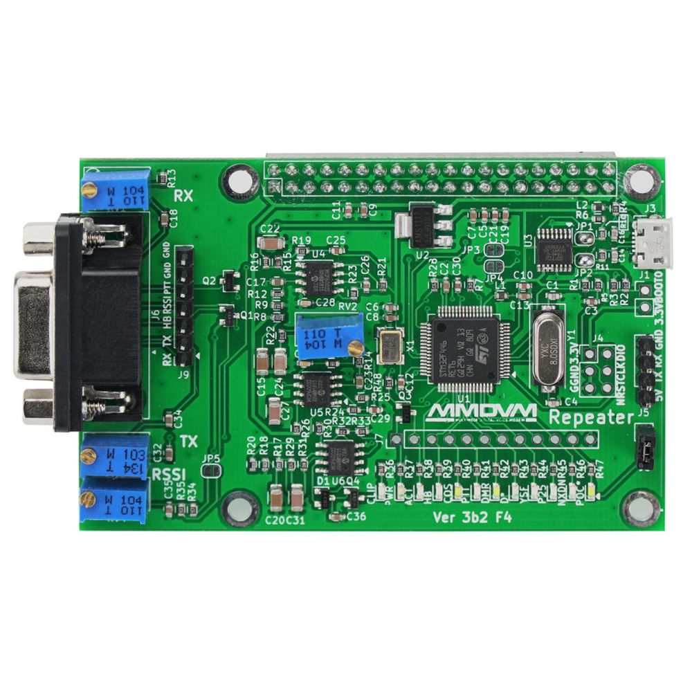 MMDVM Multi-Mode Repeater Board