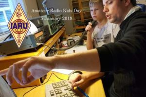 5th January 2019 ARRL Amateur Radio Kids Day doloremque