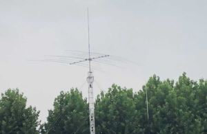 Radio Antenna Erection and Standing Wave Ratio doloremque