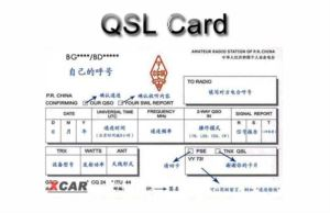 QSL Card Usage in Amateur Radio doloremque