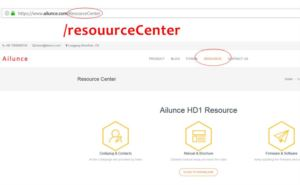 What you can get from Ailunce website Resource Center doloremque