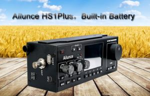 Ailunce HS1Plus SSB HF SDR HAM Transceiver Built-in Batery doloremque