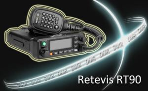 Retevis RT90 Dual Band DMR Mobile Radio Review by M6CEB doloremque