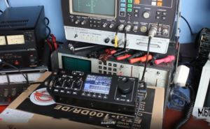 Ailunce HS1 HF SDR QRP Transceiver Full Power Test by M6ceb 3 doloremque