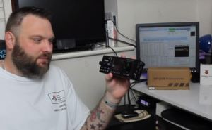 The First Impression HF SDR Radio Ailunce HS1 by  M6CEB 1 doloremque