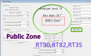 What's the Meaning of Public Zone on RT90 RT82 RT3S Software doloremque