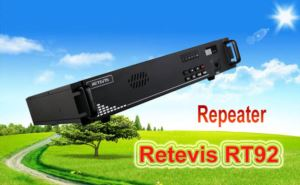 IP Networking DMR Digital /Analogue Repeater Retevis RT92 doloremque