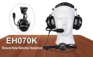 Retevis EH070K Binaural Noise Reduction Headphone doloremque