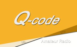 Amateur Radio International Q-Code doloremque