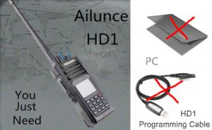 Why You Choose Ailunce HD1 as Your amateur Radio doloremque