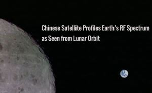 Chinese Satellite Profiles Earth's RF Spectrum as Seen from Lunar Orbit doloremque