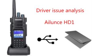 How to solve ailunce HD1 driver issue doloremque
