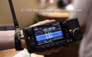 Set Out to the Fields with the ICOM IC-705 doloremque
