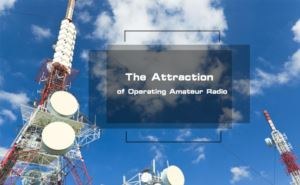What's the Attraction of Operating Amateur Radio? doloremque