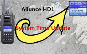 How to update Ailunce HD1 date and time doloremque
