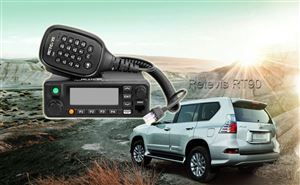Retevis RT90 Dual Band DMR Mobile Radio doloremque