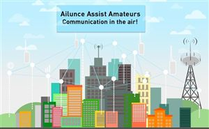 Ailunce Assist Amateurs Communication on the air doloremque