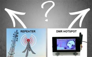 Repeater or DMR Hotspot: Which is better for you? doloremque