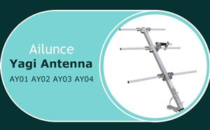 Ailunce High Gain Directional Yagi Antenna doloremque