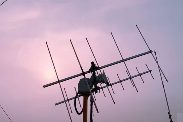 What kind of shortwave antennas do you use