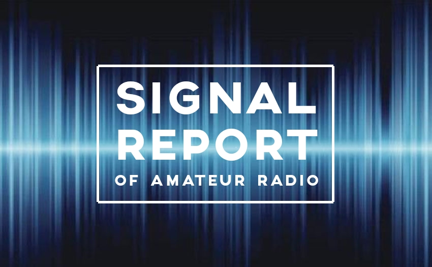 The Signal Report of Amateur Radio