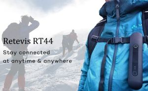 Retevis RT44 The Ultimate Outdoor Networking Device doloremque
