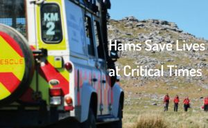Hams Save Lives at Critical Times from The Two Emergency Rescues doloremque
