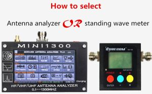 Do you need antenna analyzer or Standing wave meter doloremque