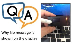 Q&A: Why No message is shown on the MMDVM HotSpot display doloremque