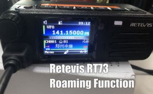 Roaming Function on Retevis RT73 doloremque