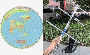 Great Circle Maps for amateur radio doloremque