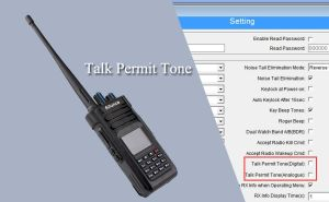 How to Set HD1 Talk Permit Tone doloremque