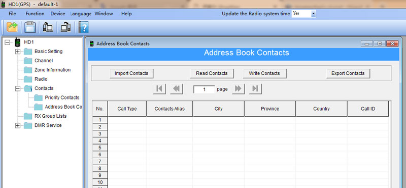 How to make your HD1 show caller information Ailunce