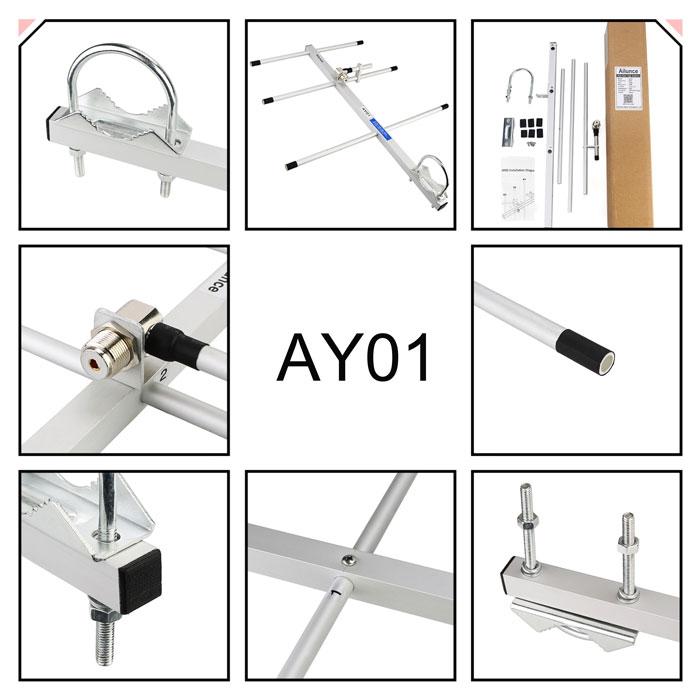 Ailunce AY01 Yagi Antenna