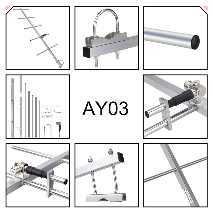 Ailunce AY03 Yagi Antenna