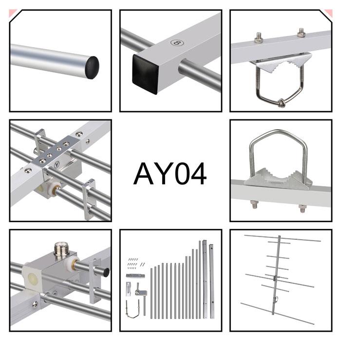 Ailunce AY04 Yagi Antenna