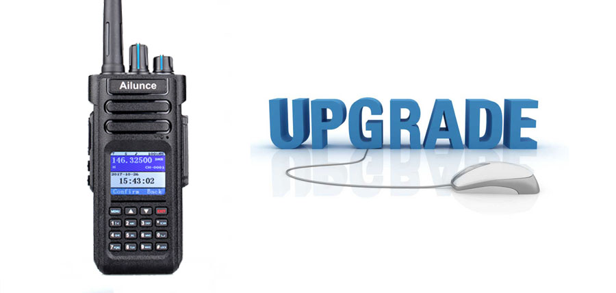 How to Upgrade Ailunce HD1 Firmware Ailunce
