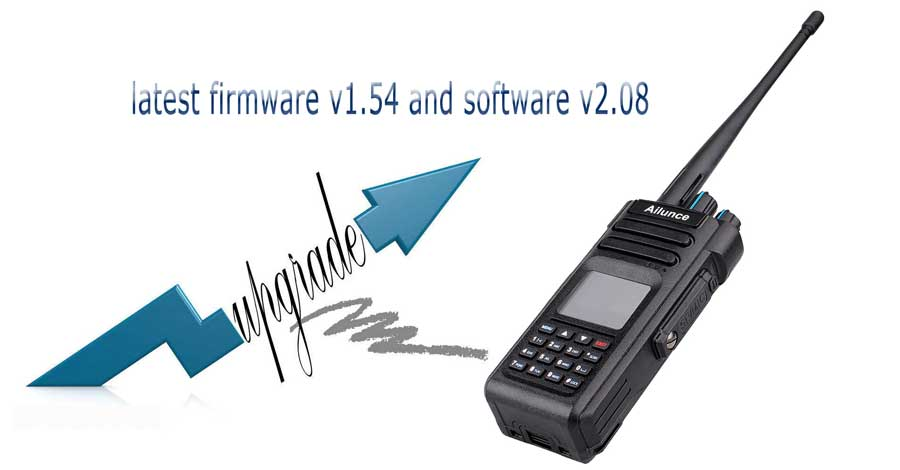 Ailunce HD1 latest firmware v1 54 and software v2 08 Ailunce