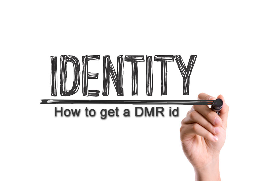 How Can I Get a DMR ID Ailunce